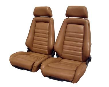 Leather E21 Recaro Front Seats At Aardvarc Racing Recaro