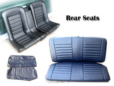 Rear Seats Rebuilt Seats And Parts For The Bmw 2002 At